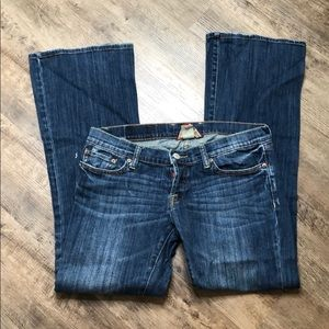 Lucky brand denim jeans size 8/29 boot cut